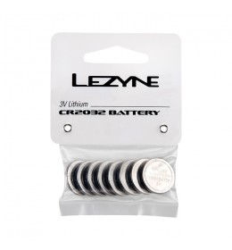 LEZYNE CR 2032 BATTERY - 8 - PACK