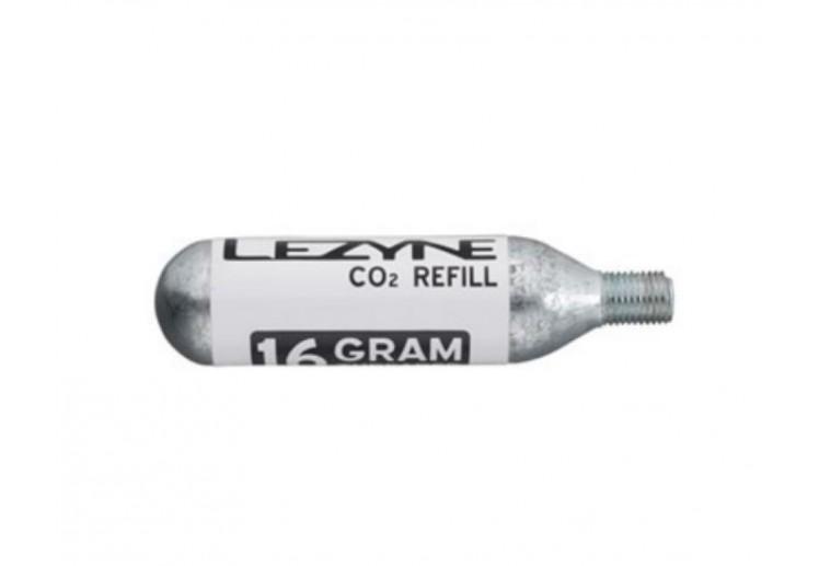 LEZYNE TRIGGER DRIVE CO2 BLACK/HI GLOSS