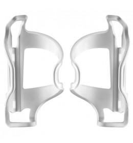 LEZYNE FLOW CAGE SL - PAIR WHITE