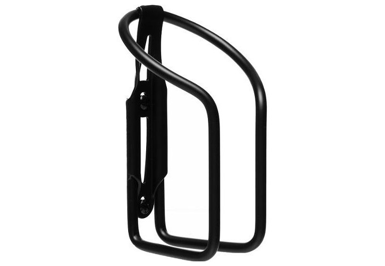 LEZYNE POWER CAGE POWDER MATT BLK