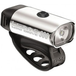LEZYNE MINI DRIVE 300 LM POLISH/HI GLOSS